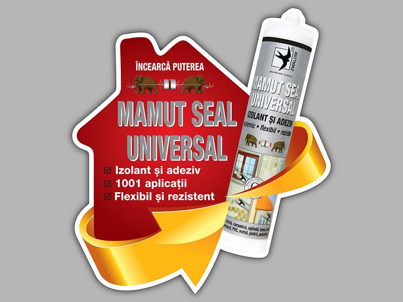 Wobbler Mamut Seal Universal